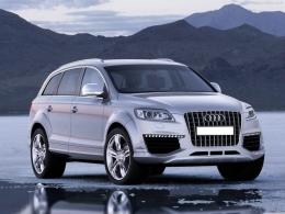Audi Q7 (sau similar)