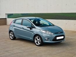 Ford Fiesta (sau similar)