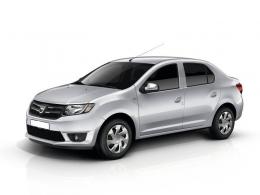 Dacia Logan (sau similar)