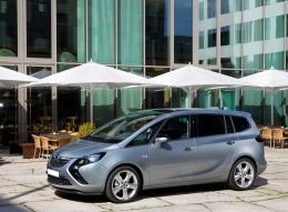 Opel Zafira (6+1 locuri) (sau similar)