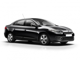 Renault Fluence (sau similar)