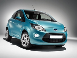 Ford Ka (sau similar)